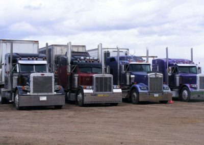 High Grade Semi Fleet
